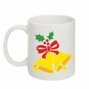 Mug 330ml Christmas bells