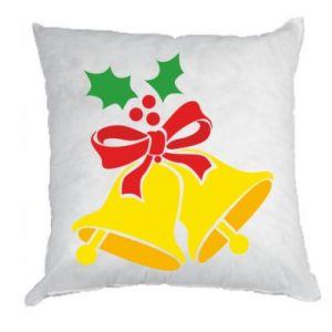 Pillow Christmas bells