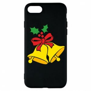 Phone case for iPhone 7 Christmas bells