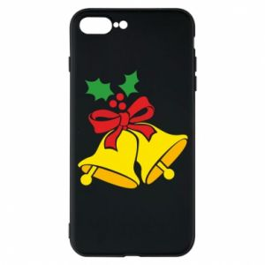 Phone case for iPhone 7 Plus Christmas bells