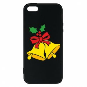Phone case for iPhone 5/5S/SE Christmas bells