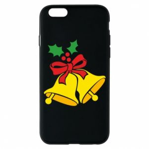 Phone case for iPhone 6/6S Christmas bells