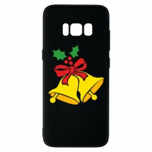 Phone case for Samsung S8 Christmas bells