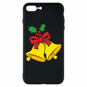 Phone case for iPhone 8 Plus Christmas bells