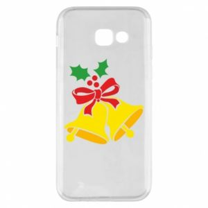 Phone case for Samsung A5 2017 Christmas bells