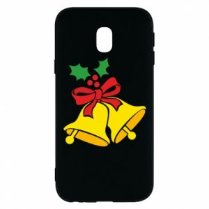 Phone case for Samsung J3 2017 Christmas bells
