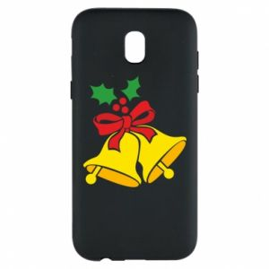 Phone case for Samsung J5 2017 Christmas bells