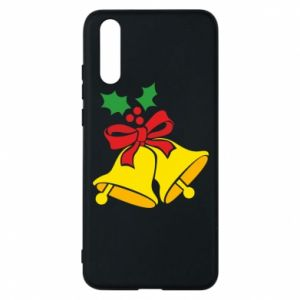 Phone case for Huawei P20 Christmas bells