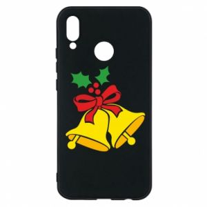 Phone case for Huawei P20 Lite Christmas bells