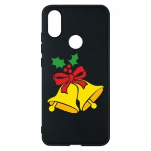 Phone case for Xiaomi Mi A2 Christmas bells