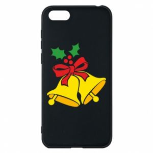 Phone case for Huawei Y5 2018 Christmas bells