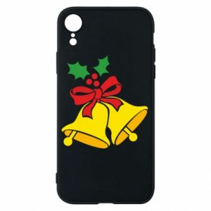 Phone case for iPhone XR Christmas bells