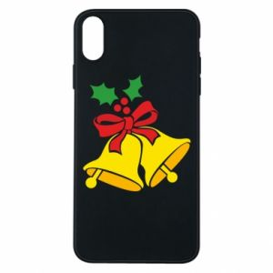 Phone case for iPhone Xs Max Christmas bells