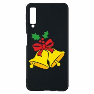 Phone case for Samsung A7 2018 Christmas bells