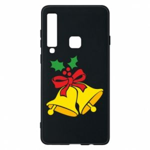 Phone case for Samsung A9 2018 Christmas bells