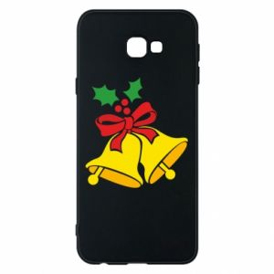 Phone case for Samsung J4 Plus 2018 Christmas bells