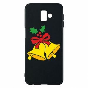 Phone case for Samsung J6 Plus 2018 Christmas bells