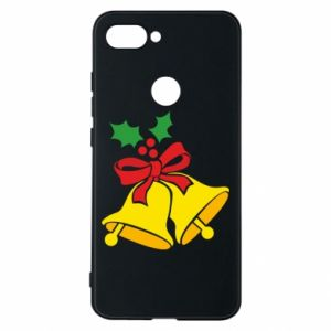 Phone case for Xiaomi Mi8 Lite Christmas bells