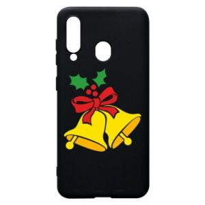 Phone case for Samsung A60 Christmas bells