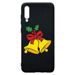 Phone case for Samsung A70 Christmas bells