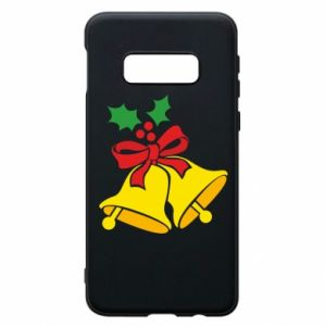 Phone case for Samsung S10e Christmas bells