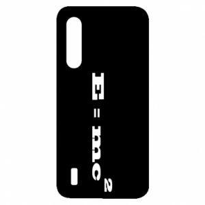 Xiaomi Mi9 Lite Case E = mc2