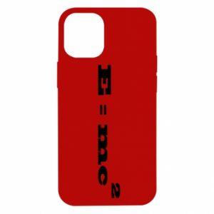 iPhone 12 Mini Case E = mc2