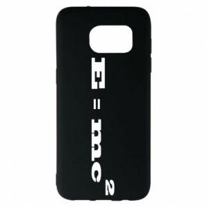 Samsung S7 EDGE Case E = mc2