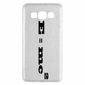 Samsung A3 2015 Case E = mc2