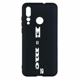 Huawei Nova 4 Case E = mc2