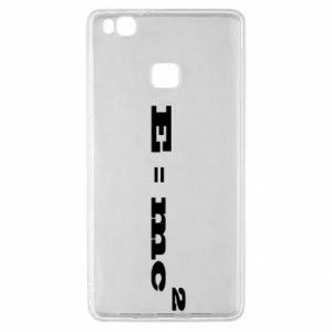 Huawei P9 Lite Case E = mc2