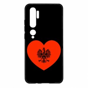 Etui na Xiaomi Mi Note 10 Eagle in the heart