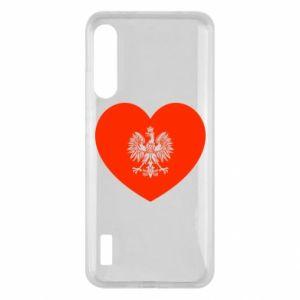 Etui na Xiaomi Mi A3 Eagle in the heart