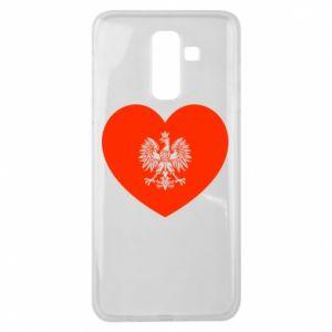Etui na Samsung J8 2018 Eagle in the heart