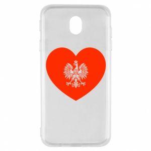 Etui na Samsung J7 2017 Eagle in the heart
