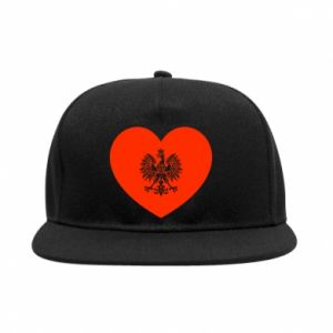 Snapback Eagle in the heart