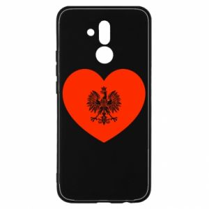 Etui na Huawei Mate 20 Lite Eagle in the heart