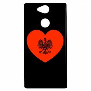 Etui na Sony Xperia XA2 Eagle in the heart