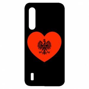Etui na Xiaomi Mi9 Lite Eagle in the heart