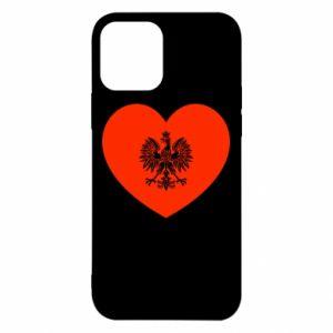 Etui na iPhone 12/12 Pro Eagle in the heart