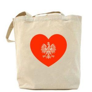 Torba Eagle in the heart