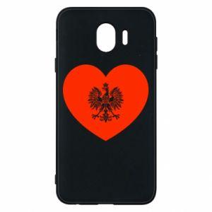 Etui na Samsung J4 Eagle in the heart