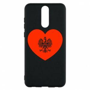 Etui na Huawei Mate 10 Lite Eagle in the heart
