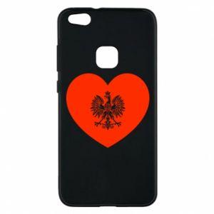 Etui na Huawei P10 Lite Eagle in the heart