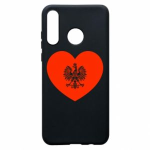 Etui na Huawei P30 Lite Eagle in the heart