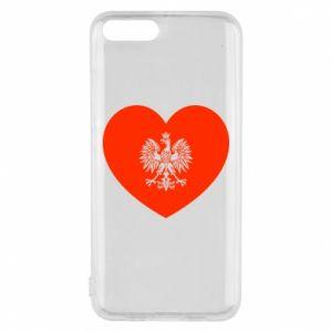 Etui na Xiaomi Mi6 Eagle in the heart