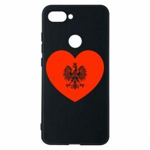 Etui na Xiaomi Mi8 Lite Eagle in the heart