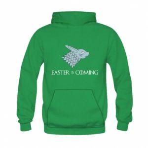 Bluza z kapturem dziecięca Easter is coming
