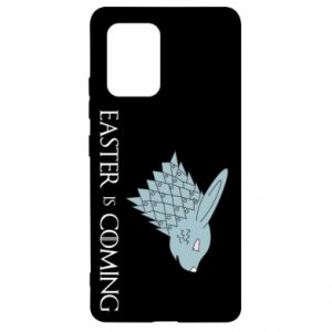 Etui na Samsung S10 Lite Easter is coming