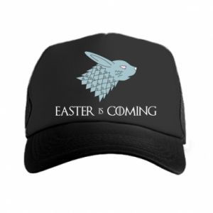 Czapka trucker Easter is coming